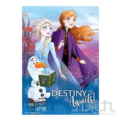Frozen2冰雪奇緣2(4)拼圖108片HPD0108-150