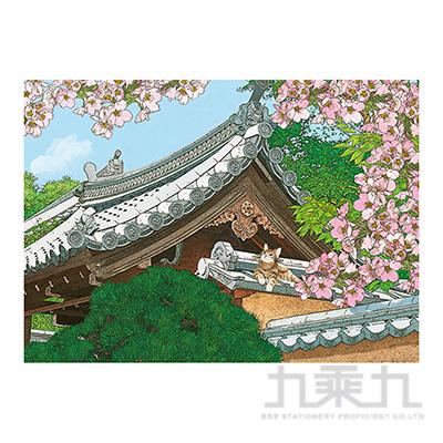 林宗範系列-春天裡的笑顏夜光拼圖 520片