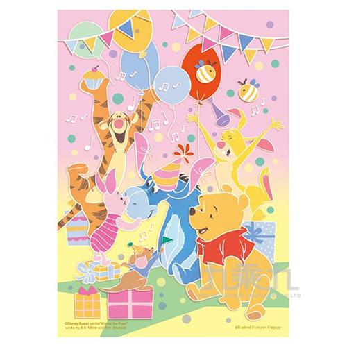 Winnie The Pooh小熊維尼(3)拼圖108片
