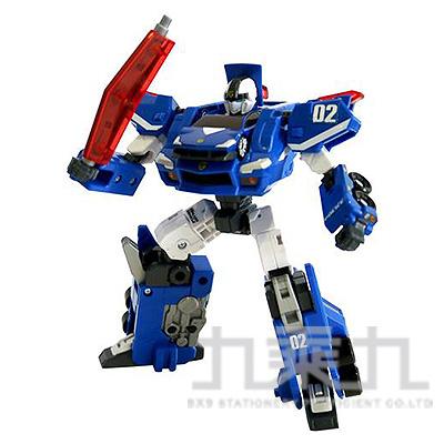 藍色變形機器人 TW85727