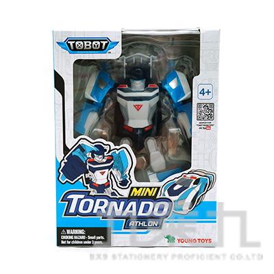 TOBOT NINI機器戰士 TORNADO ENG YT01069