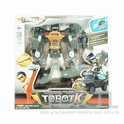 機器戰士 TOBOT K BLACK YT01076
