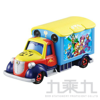 TOMICA 多美小汽車 DM米奇妙妙車隊宣傳車 DS11541