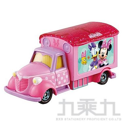 TOMICA 多美小汽車 DM米奇妙妙車隊宣傳車(粉紅)