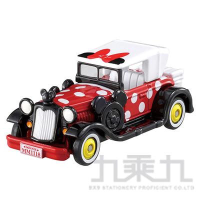 TOMICA 多美小汽車 米妮點點經典老爺車 DM-11