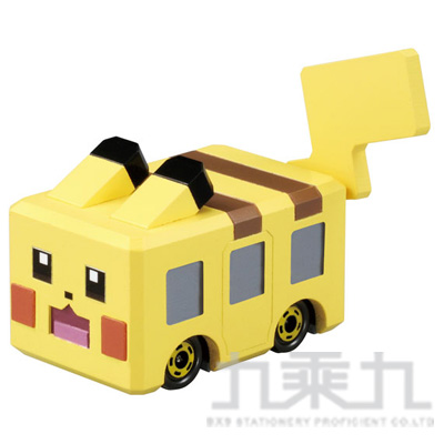 TOMICA 多美小汽車 皮卡丘探險車PQC-01 PC61518