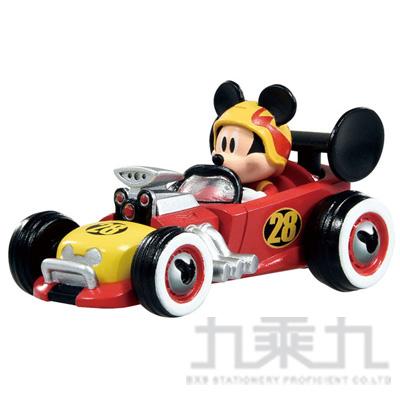 TOMICA 多美小汽車 米奇妙妙車隊-米奇復古賽車