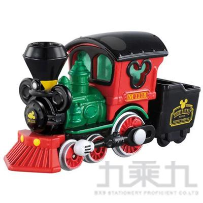 TOMICA 米奇夢幻火車頭造型小汽車DM-02  DS11567