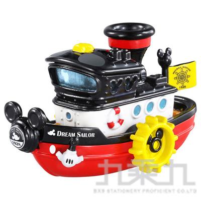 TOMICA 多美小汽車 蒸汽船造型小汽車 DS61363