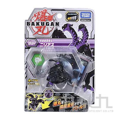 爆丸BP-004 基本爆丸 Nillious BLACK  BK12399