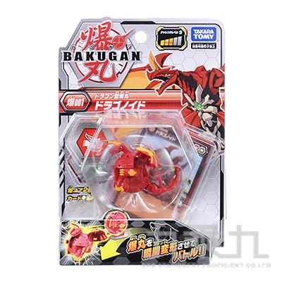 爆丸BP-001 基本爆丸 Drgonoid RED  BK12396