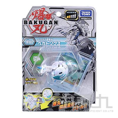 爆丸BP-003 基本爆丸 Pegatrix WHITE  BK12397