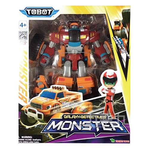 機器戰士TOBOT GD MONSTER   YT01086