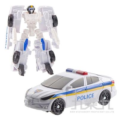 迷你衝鋒戰士-警探酷雷 CK32589