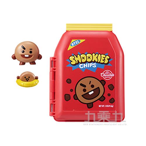 BT21超級巨星 互動玩具組 SHOOKY