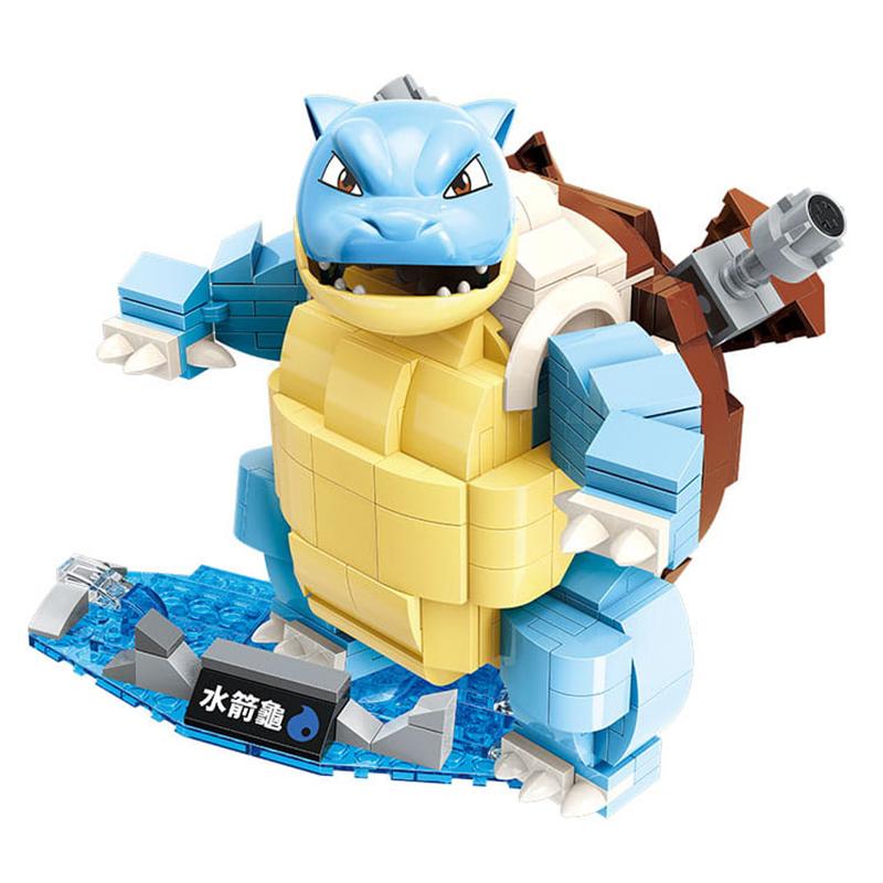 寶可夢系列積木-水箭龜