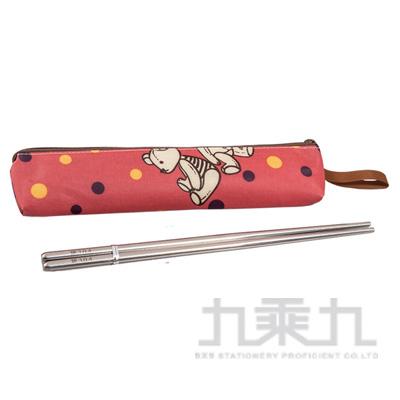 304幸福雙人袋筷組