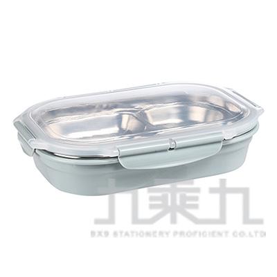 馬卡隔熱四格餐盒 KL-B1914