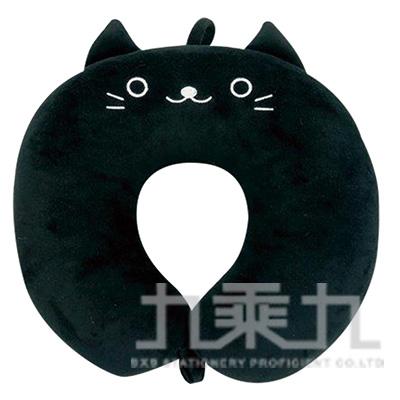 黑貓U型功能枕 882387