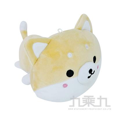 16CM貓咪遇見狗大頭版-狗狗(顏色隨機出貨)
