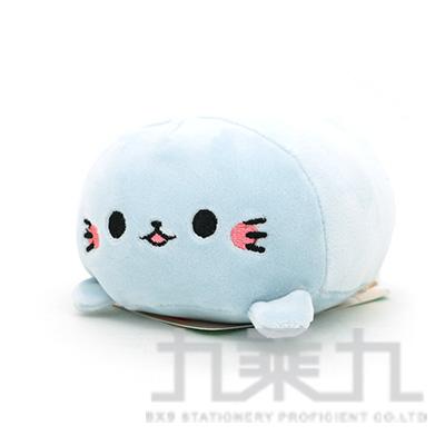 滑鼠護腕墊/藍海豹