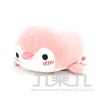 滑鼠護腕墊/粉企鵝