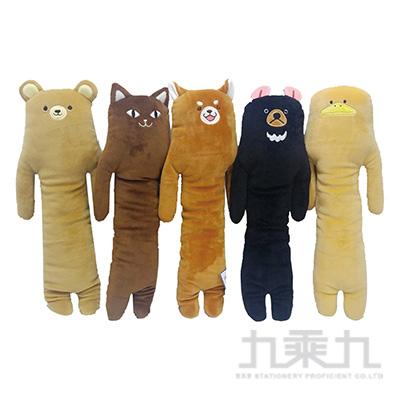 紓壓鍵盤護腕墊/棕熊