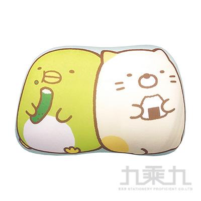 15吋角落小夥伴-企鵝與貓粒子造型抱枕