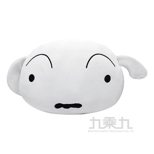 12吋小白頭型枕