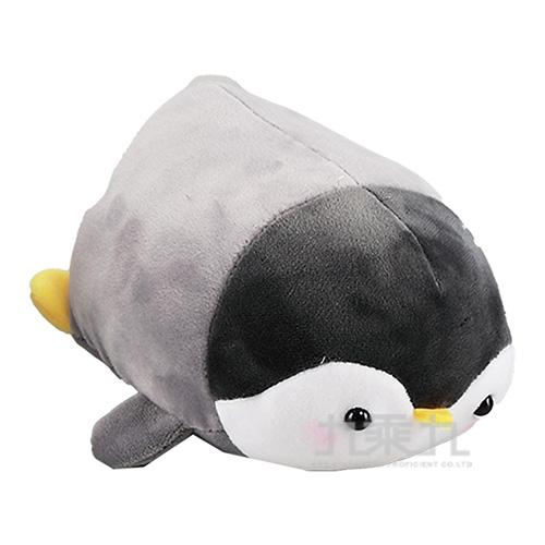滑鼠謢腕墊/灰企鵝