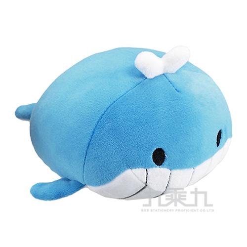 滑鼠謢腕墊/噴水鯨魚