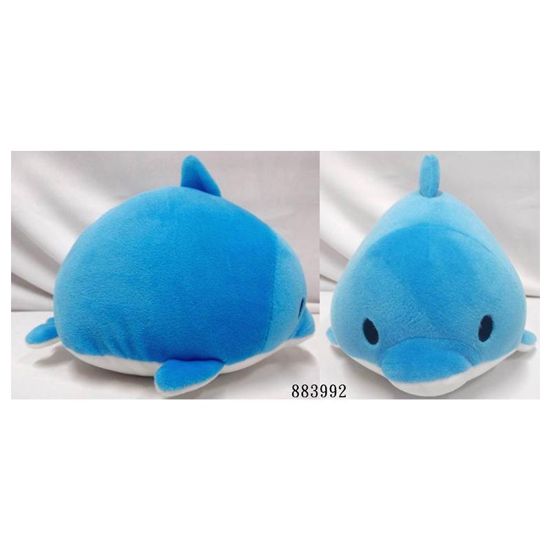 滑鼠謢腕墊/海豚
