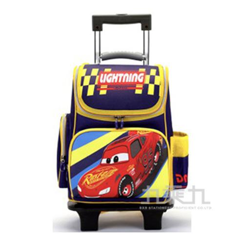 CARS可拆拉桿護脊二用書包
