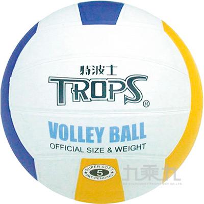 成功 TROPS#5日式三色排球 40351