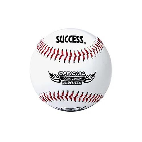 成功軟木硬式縫線棒球 S4101
