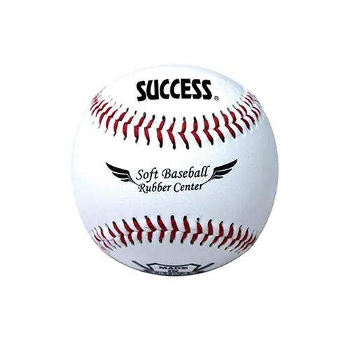 成功安全軟式縫線棒球 S4102