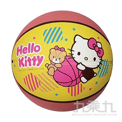 成功 HELLO KITTY 3號兒童籃球 A101