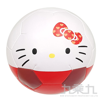 成功 Hello Kitty 兒童安全足球-KT A152