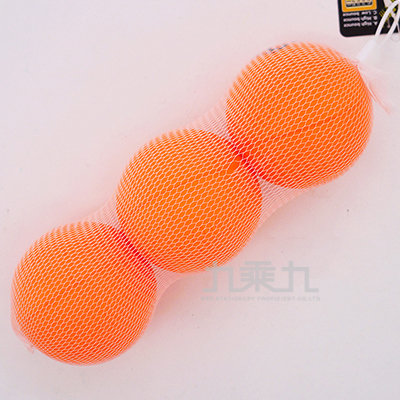 MG樂樂棒球9cm(3入)