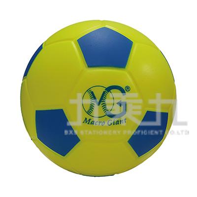 0(H)15cm足球-螢黃
