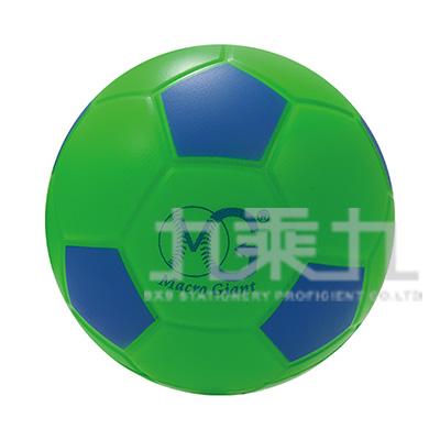 0(H)15cm足球-螢綠