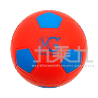 0(H)15cm足球-正紅