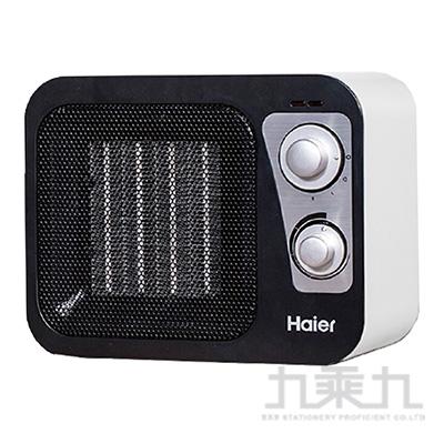 Haier復古陶瓷電暖器-白