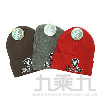 CB中性鹿頭立體刺繡扁帽 7DH0002 (款式隨機)