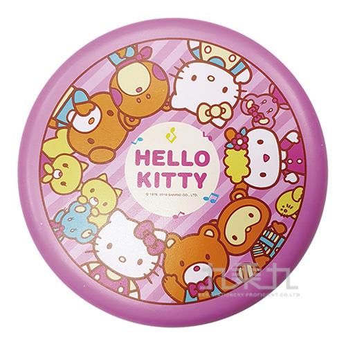 成功 Hello Kitty 超軟安全飛盤 A156