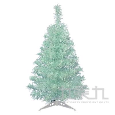 94#6尺藍色圓頭樹 T001-622