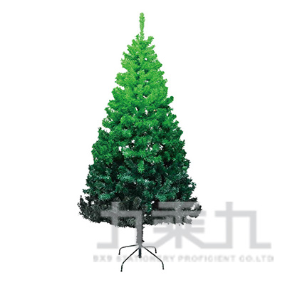 6尺綠色漸變聖誕樹(附鐵腳座) T001-627