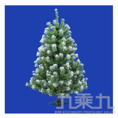 4尺飄雪聖誕圓頭樹 T001-412