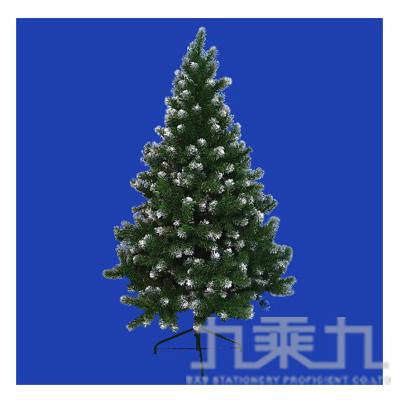 6尺飄雪聖誕圓頭樹 T001-612