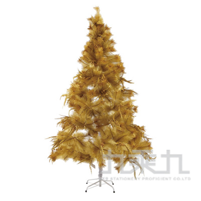 94#6尺聖誕樹-金 SL5580